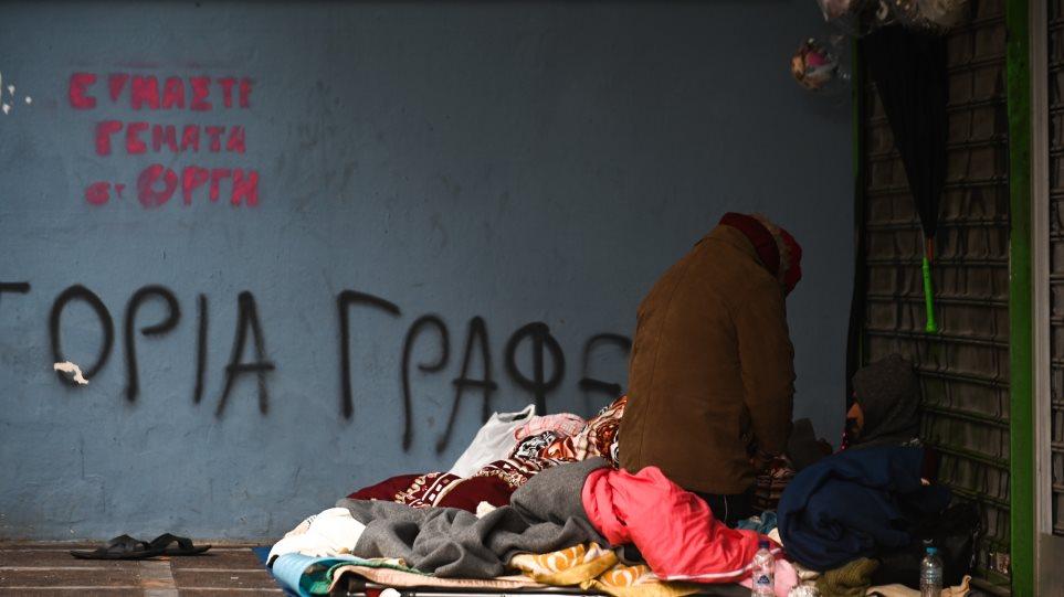 Παράταση στα έκτακτα μέτρα για τους αστέγους