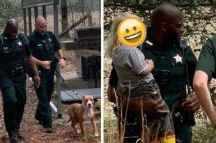 Σκύλος με παιδί